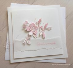 Cherry blossom - on paper