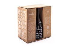 El Xitxarel·lo Wine Label designed by Albert Virgili Hill (Barcelona)
