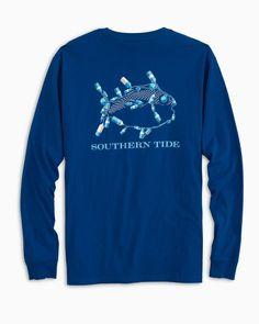 c8cf089058 Southern Tide Men s Skipjack Buoys Long Sleeve T-Shirt