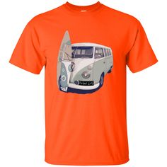 Do Love Combi's?  Surf's Up - Custo... is in Our Store Now! Get Yours Here! http://parkedlife.com/products/surfs-up-custom-ultra-cotton-t-shirt-1?utm_campaign=social_autopilot&utm_source=pin&utm_medium=pin