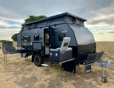 Meet the OPUS OP a luxurious, off-road hybrid caravan. This hard sided, expandable camper trailer is ready off-grid overland adventures. Tent Trailer Camping, Off Road Camper Trailer, Rv Campers, Camper Trailers, Trailer Build, Off Road Camping, Camping Tips, Backpacking Meals, Ultralight Backpacking