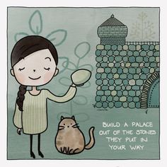 #comics #comic #comicart #comicfun #messages #draw #drawing #art #illustration #colours #colors #figures #life #picture #stone #palace #build #create #bestrong #staystrong #strength #brave #mood #girl #cat #love #happy Drawing Art, Comic Art, Brave, Palace, Strength, Snoopy, Colours, Messages, Illustrations