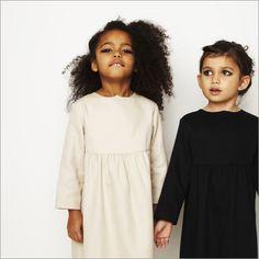 vivi dress – babylady inc. Little Baby Girl, Little Babies, Kool Kids, Ethnic Hairstyles, Little Darlings, Mini Me, Locks, Kids Fashion, Curly