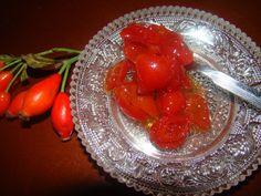 Γλυκό με καρπούς αγριοτριανταφυλλιάς | Roulas Mera Sweets, Vegetables, Recipes, Food, Good Stocking Stuffers, Candy, Vegetable Recipes, Eten, Goodies