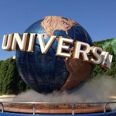 ユニバに行きたい!
