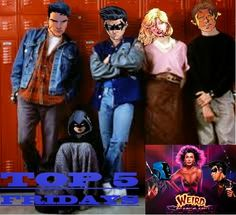 4ea5800b2b4 Weird Science  Top 5 Fridays  Favorite Villains of The New 52 The Breakfast  Club