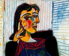 You tried contouring once. | 19 Things Girls Too Lazy For A Beauty Routine Know To Be True Pablo Picasso, Kunst Picasso, Picasso Art, Picasso Paintings, Picasso Self Portrait, Portraits Cubistes, Cubist Portraits, Famous Portraits, Abstract Portrait