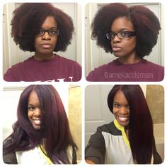 Shrinkage Shared By Ameka Coleman - http://www.blackhairinformation.com/community/hairstyle-gallery/natural-hairstyles/shrinkage-2/ #naturalhairstyles