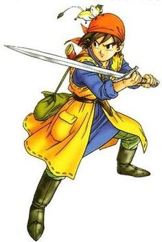 Hero (Dragon Quest VIII) - Dragon Quest Wiki
