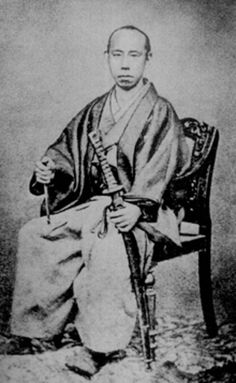 Count Katsu Kaishū was a Japanese statesman, naval engineer during the Late Tokugawa shogunate and early Meiji period. Kaishū was a nickname which he took from a piece of calligraphy by Sakuma Shōzan.