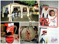 Detalles decoración mesa