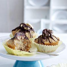 Banana-Erdnuss-Muffins Rezept