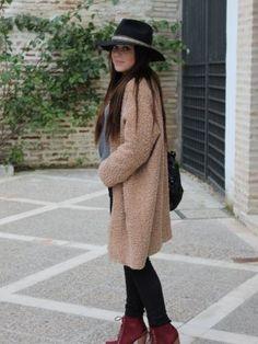 estefania579458 Outfit   Invierno 2012. Cómo vestirse y combinar según estefania579458 el 24-1-2013
