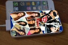 justin and selena design for iPhone 4/4s/5/5s/5c by furdancase, $14.89