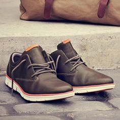 Earthkeepers Bradstreet Plain Toe Oxford by Timberland - simple, but still pretty nice!