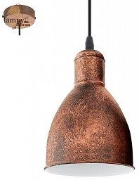 Lampa zwis pojedynczy PRIDDY 1 VINTAGE EGLO 49492