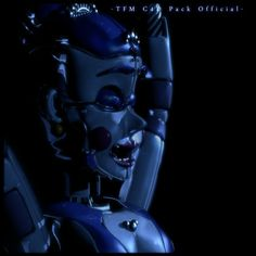 Ballora The Ballerina - C4D TFM Pack Preview 4K by xGigaSlavex