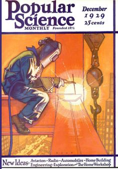 1929 ... high-steel !