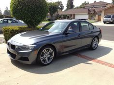 2014 BMW 328ix with M package
