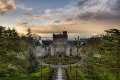 Hatley Park Castle - Victoria, BC