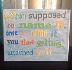 Hey, I found this really awesome Etsy listing at https://www.etsy.com/listing/201015625/monsters-inc-quote-on-canvas
