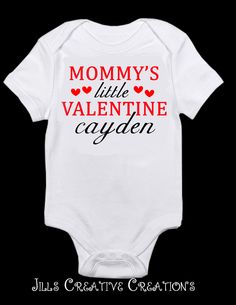 Valentine's day, t-shirts, Little Valentine