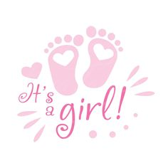 Welcome Baby Girls, Welcome Baby Girl Quotes, Baby Motiv, Baby Shower Labels, Baby Girl Announcement, Baby Shower Invitaciones, Baby Svg, Baby Baby, Baby Quotes