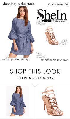 """Untitled #136"" by denisa-smajlovic ❤ liked on Polyvore featuring Madden Girl"