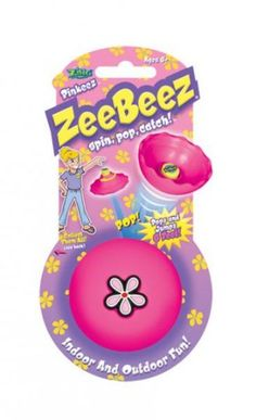Pinkeez Spin, Pop and Catch Toy