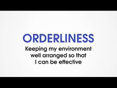 (G5) Orderliness - Character Trades. Character traits games for kids. - YouTube