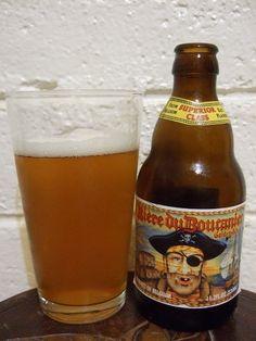 La Biere du Boucanier Golden Ale