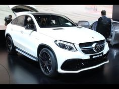 2016 Mercedes Benz GLE450 AMG Sport Coupe at the 2015 NAIAS Detroit Auto Show - YouTube