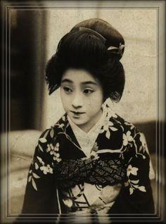 Yanagi Sakuko (柳さく子) 1902-1963, Japanese Actress