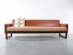 Pastoe sofa / daybed model MX 01 design - SOLD at studio1900.nl - vintage design furniture