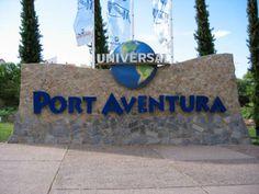 Universal, Port Aventura, Salou, Costa Daurada (Golden Coast), Spain