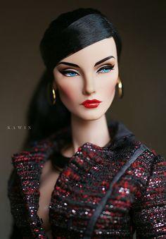 fashion royalty elise jolie j'adore | Kawin Tan | Flickr