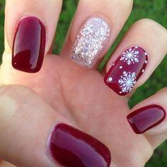 Christmas Nail Designs 4