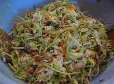 Everything Chinese Coleslaw