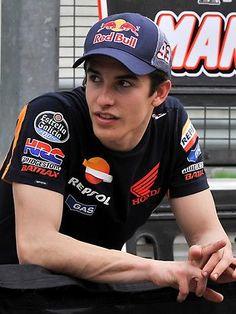 Marc Marquez MotoGP Pilot