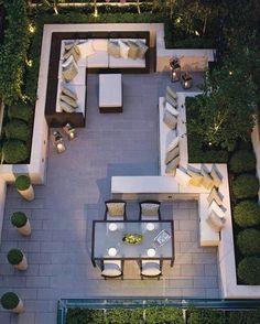 Modern backyard designs modern small backyard ideas back yard modern backyard backyard landscaping and small backyard . Small Backyard Landscaping, Backyard Garden Design, Terrace Garden, Patio Design, Backyard Patio, Landscaping Ideas, Backyard Ideas, Patio Ideas, Rooftop Terrace
