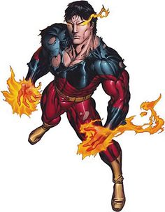 """Vulcan - Real Name: Gabriel """"Gabe"""" Summers - Powers: Energy Absorption, Energy Manipulation, Variable Energy Blasts, Flight, Power Suppression, Simulated Telekinesis, Healing - Joined: X-Men: Deadly Genesis (2006) -  X-Plained: A previously """"missing"""" team of X-Men was retconned in 2006 to have existed between the original team and the """"all-new"""" 1970s team. Included Cyclops' other brother, Gabriel Summers."""