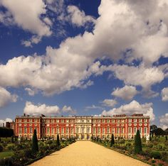 Hampton Court Palace by The Department for Culture, Media and Sport, via Flickr