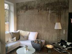 Wandgestaltung und Interior im Loft Design