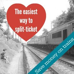 Have you seen this new way to save money on train tickets?