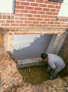 Awesome How to Install Basement Windows In Cinder Block Foundation