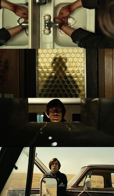 No Country For Old Men - Cinematography by Roger Deakins Directed by Ethan Coen, Joel Coen Cinematic Photography, Film Photography, Film Composition, Roger Deakins, Coen Brothers, Movie Shots, Film Studies, Film Inspiration, Great Films