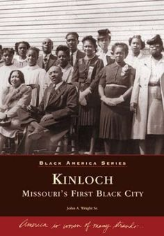 The oldest African-American community to be incorporated in Missouri, Kinloch (near Ferguson) was home to a vibrant and flourishing black community for much of the 19th and 20th century. It began to decline in the 1980s, when the City of St. Louis began to buy up property to expand Lambert-St. Louis International Airport. Between 1990 and 2000, Kinloch lost more than 80 percent of its population, and the city became an increasingly violent and dangerous place to live.