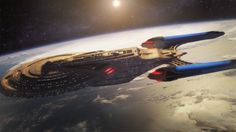 Explore the Starships and Fighters collection - the favourite images chosen by on DeviantArt. Star Trek Fleet, Star Trek Borg, Star Trek Ships, Star Wars, Star Trek Characters, Star Trek Movies, Star Trek Enterprise, Star Trek Voyager, Trek Deck