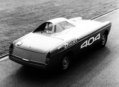 1965 Peugeot 404 Diesel Record