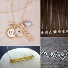 The Coolest Personalized Jewelry For Moms